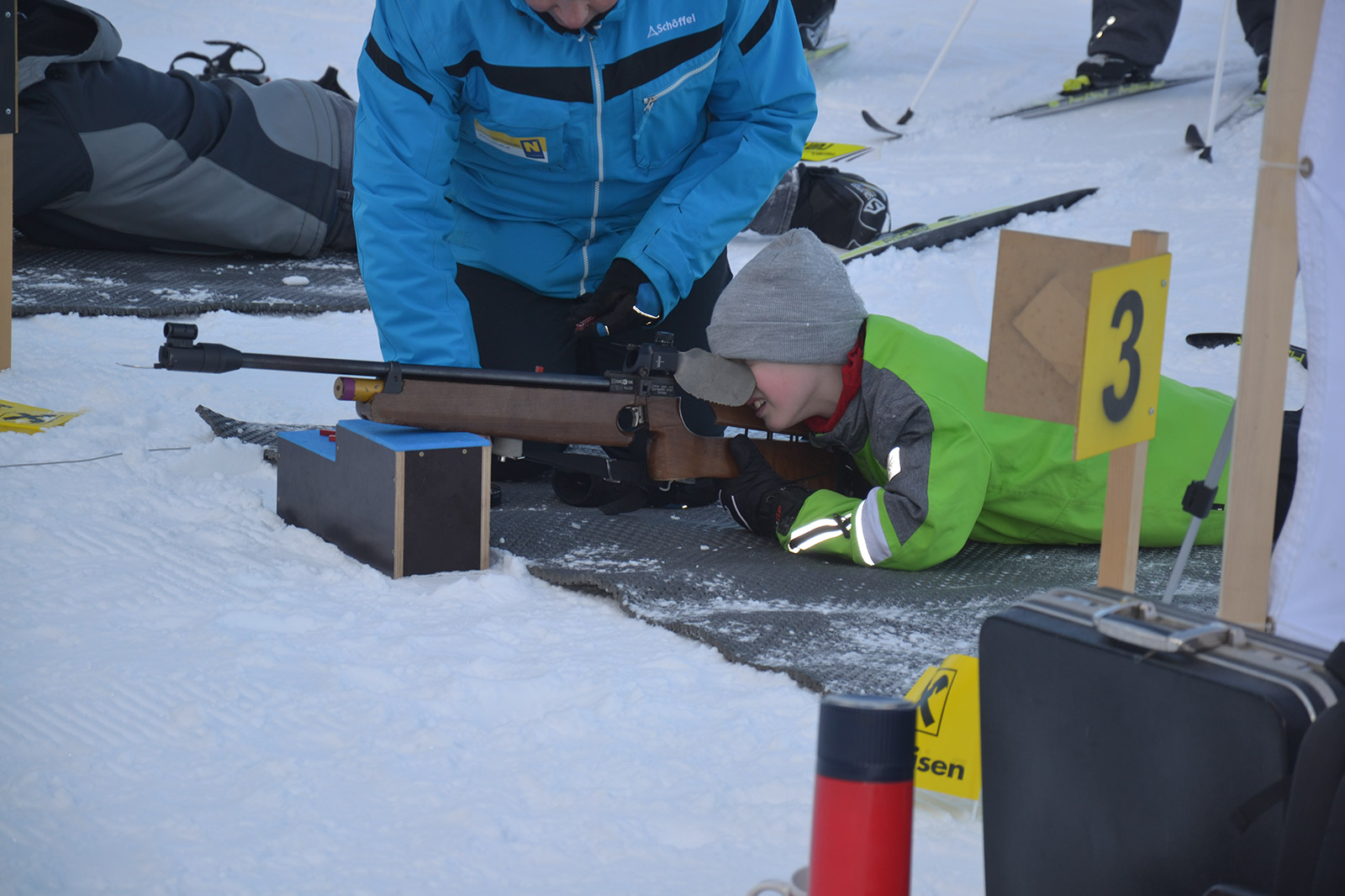 Biathlon in Rammelhof_113
