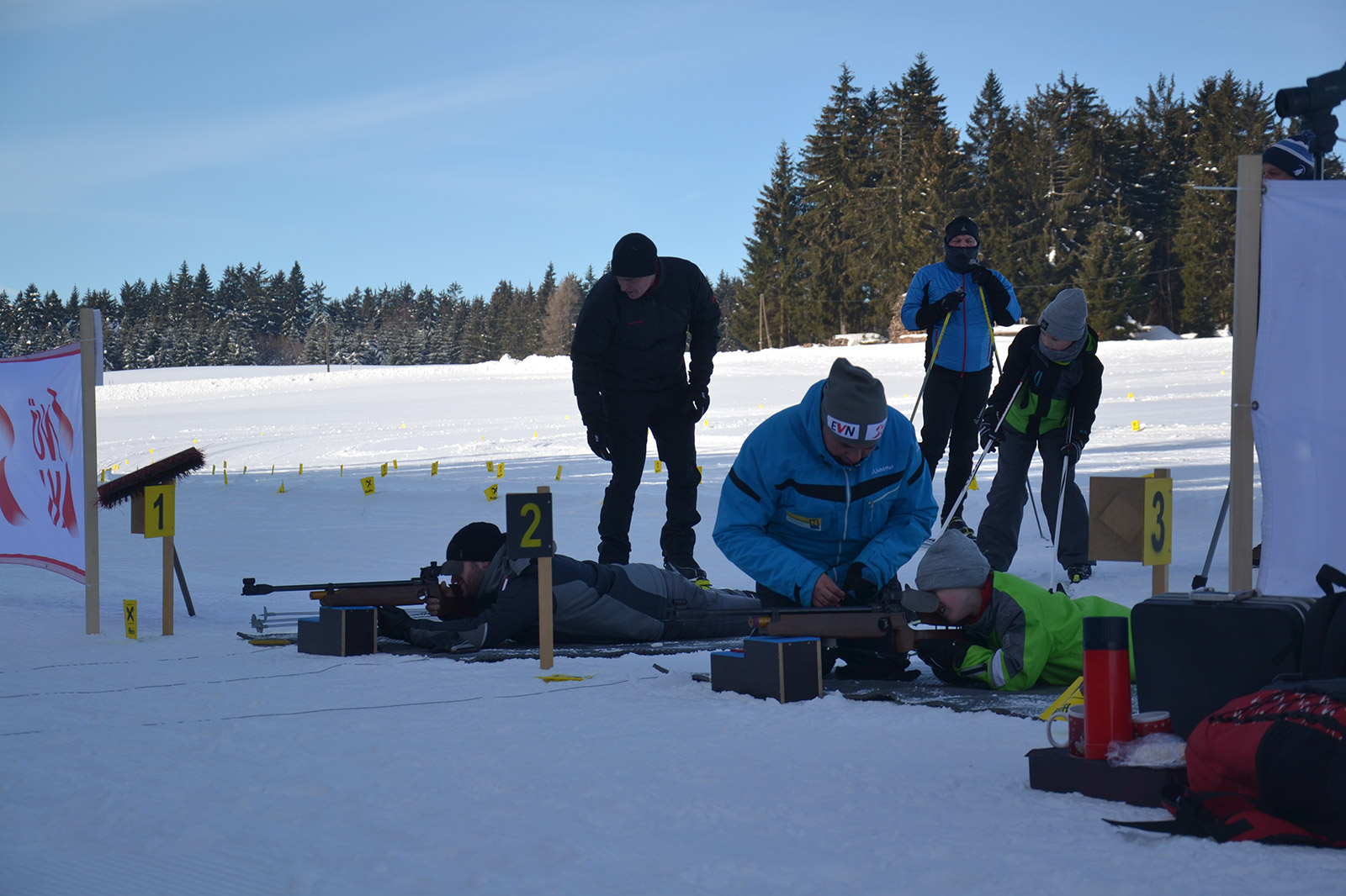 Biathlon in Rammelhof_115