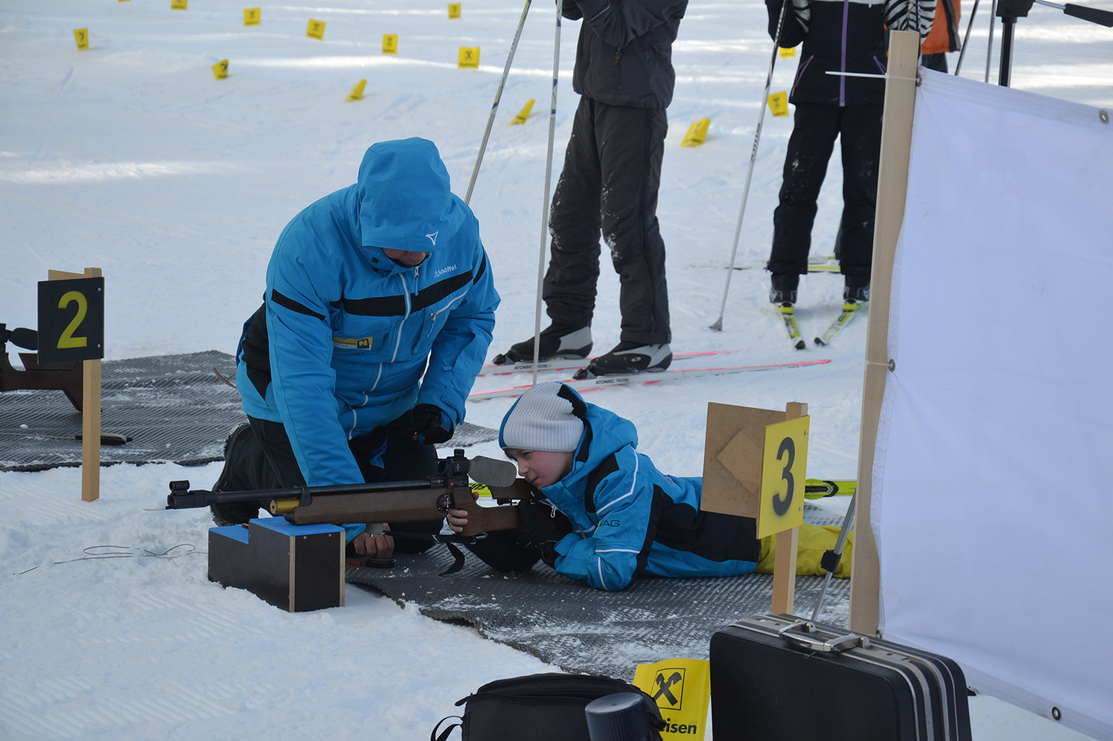 Biathlon in Rammelhof_134